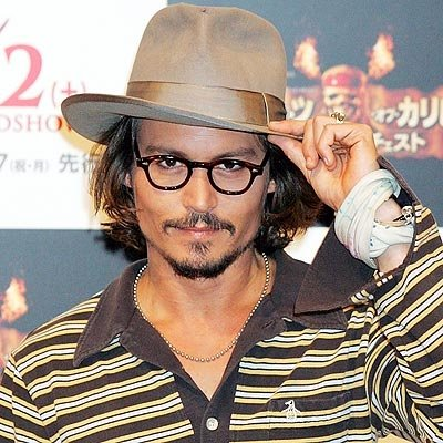 Johnny Depp. Depp.jpg. He's not ugly but I don't see what would create an